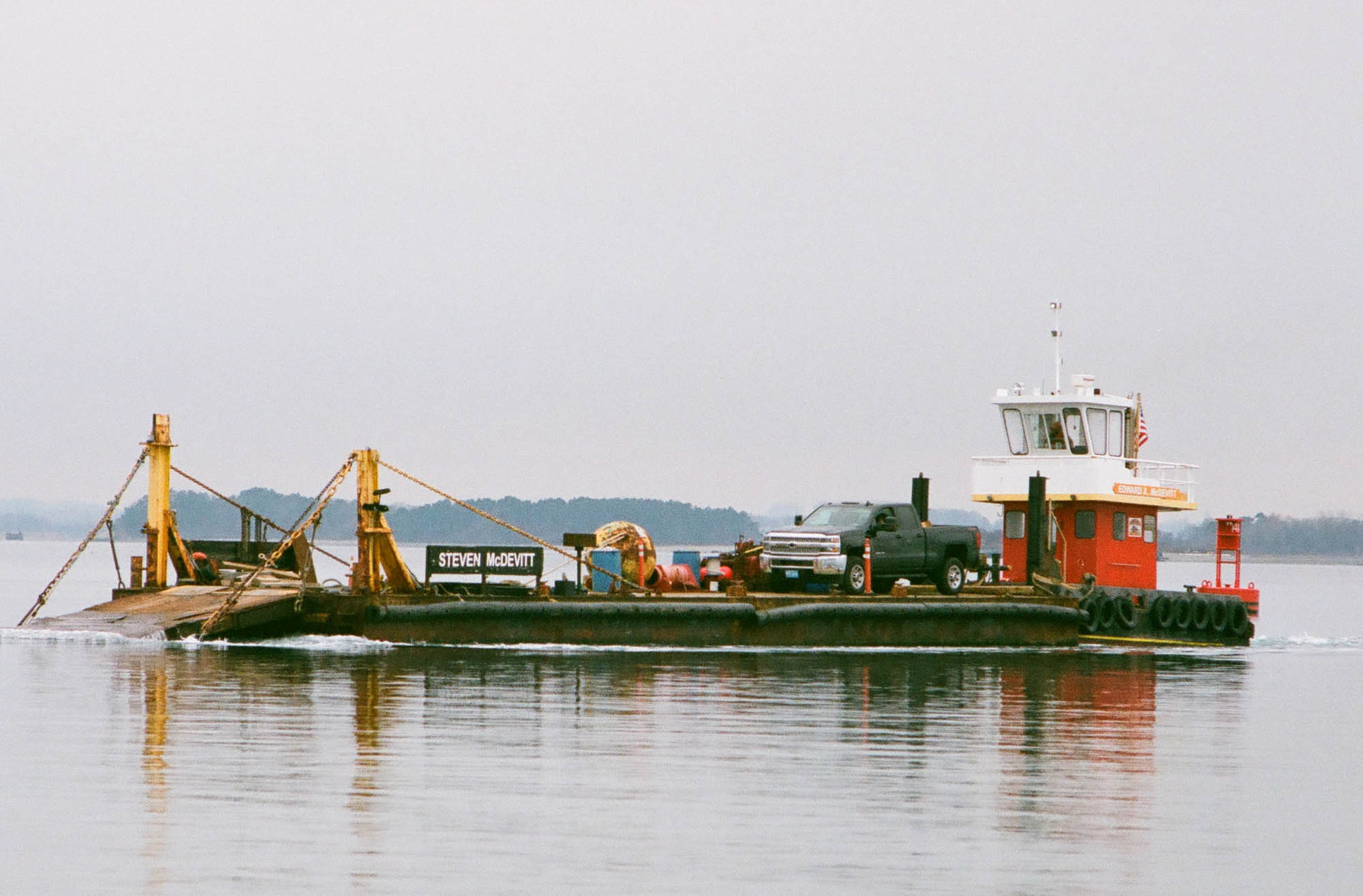 Hull Gut Massachusetts Pentax K1000